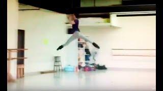 Sergei Polunin Teaches His First Ballet Masterclass