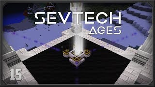 Sevtech Ages Nether Portal