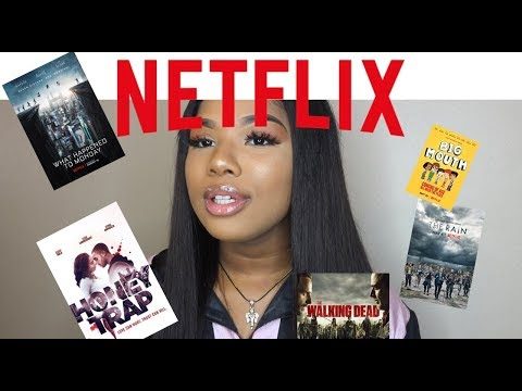 BEST MOVIES ON NETFLIX 2018!