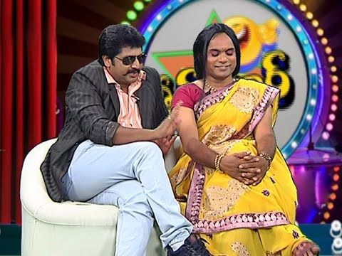 Jeevitha & Rajasekhar Interview Spoof || Teenmar Special Comedy Show || Vanitha TV