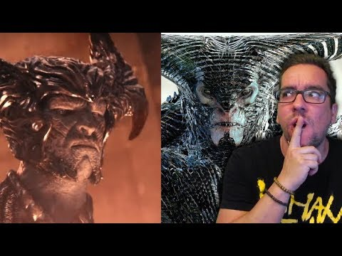 When did the Steppenwolf Design for Justice League Change?