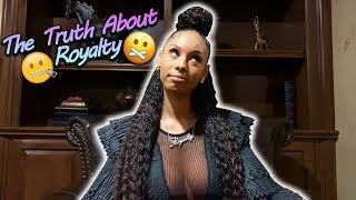 The Truth About Royalty &amp Her Kids Biological Father