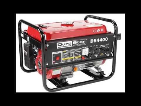 4 400 Watt Gas Ed Quietest Portable Generator