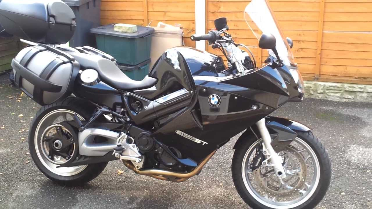 Bmw F800st Review Youtube