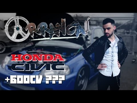 ARRANCA! T1 EP1 - HONDA CIVIC COM + DE 600CV??