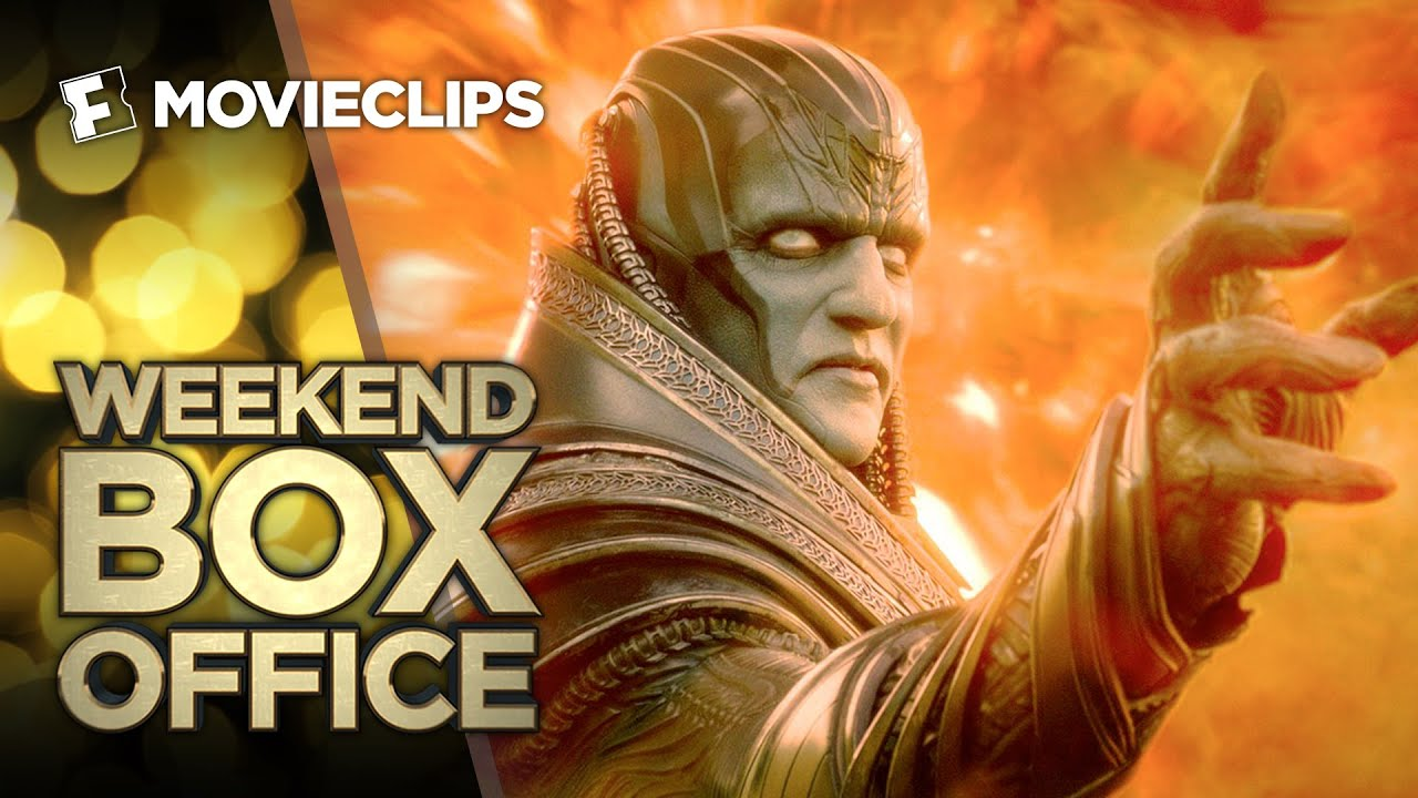 Weekend box office may 27 30 2016 studio earnings - Movie box office results this weekend ...