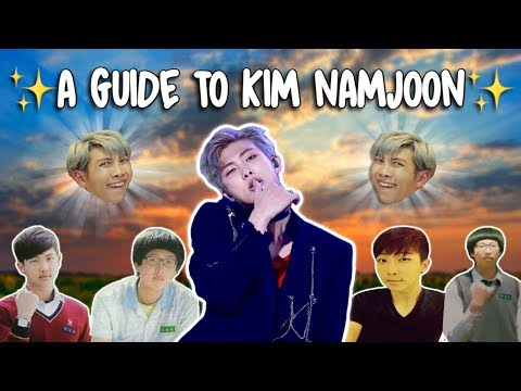 An Introduction to BTS: Rap Monster Version