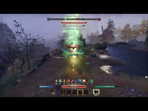 ESO| New Cancerblade build (duels)| Open World PvP