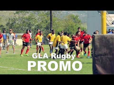 GLA Rugby Team - by Simon Williams