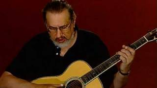 "David Bromberg teaches ""Cocaine Blues"" Part 1 of 2"