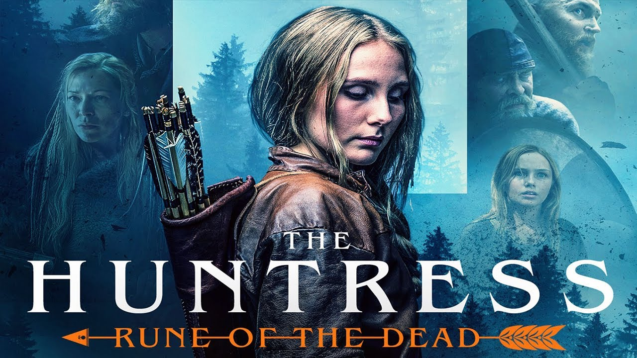 The Huntress: Rune Of The Dead Official Trailer (2019) - YouTube