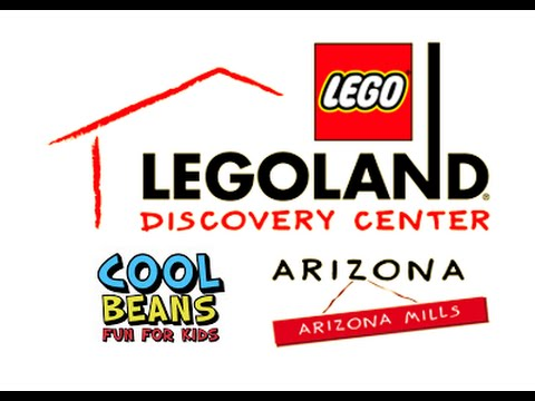 Legoland Discovery Center Arizona Complete Tour - Cool Beans Fun For Kids