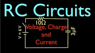 RC Circuit Analysis (1 of 8) Voltage and Current
