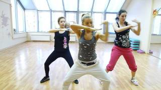 "Baby Bash feat. Too Short & Clyde Carson - ""Break It Down"" Choreo by Victoria Mihova"