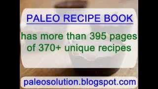 Food Network Schedule - Paleo Recipe Book