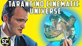 Every Connection in the Tarantino Cinematic Universe