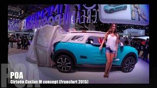Citroën Cactus M (Francfort 2015)