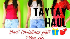 Taytay Tiangge Haul (Best for Christmas gift)