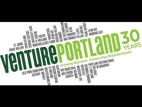 Venture Portland's 30th Anniversary