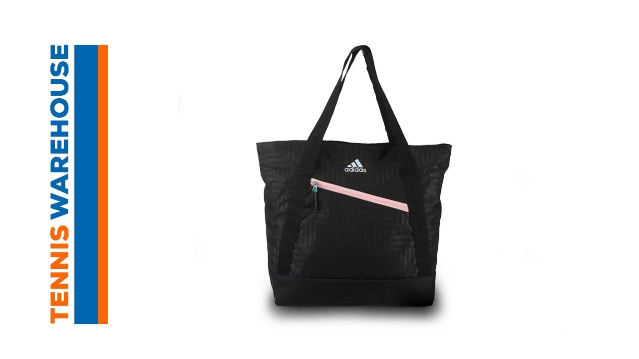 3b30b10675db adidas Squad III Tote Bag - YouTube