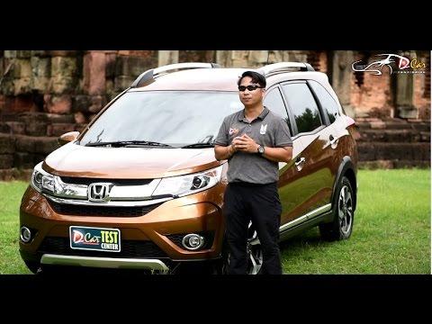 HONDA BR-V TEST DRIVE - D CAR MAGAZINE