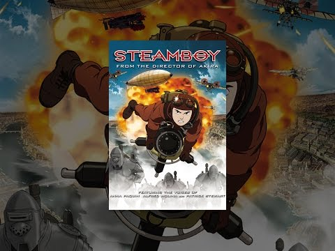 Steamboy 字幕
