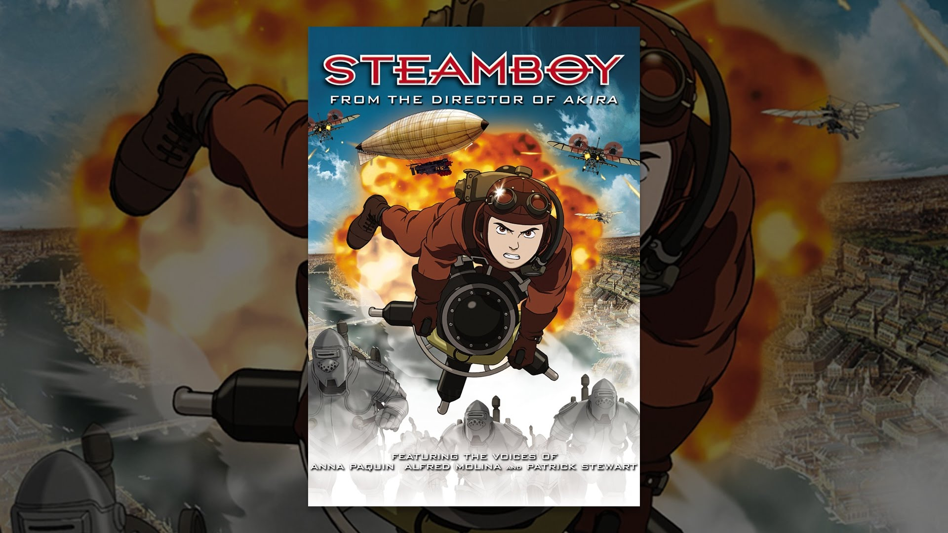 Steamboy (2004) Review | HubPages