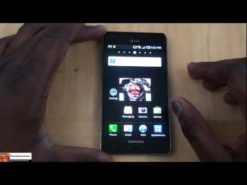 Samsung Infuse 4G Review| Booredatwork