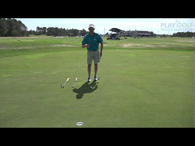 Tip Tuesday | Left Hand Low Putting Grip