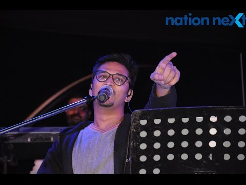 Amit Trivedi live in concert at CP Club, Nagpur