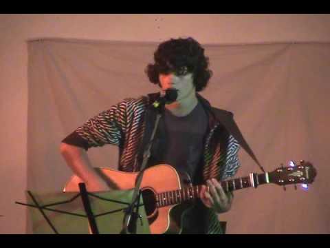 Garrett Gardner Performs Blink 182's Down