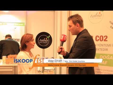 �skoopfest 2014 - Tabia �r�n Destek Sorumlusu - Vildan �zyurt