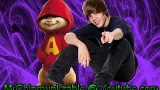 Never Let You Go - Chipmunks - Justin Bieber