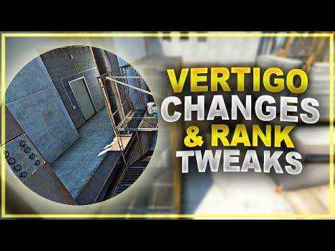 CS:GO Update: Big Vertigo Changes (with My Thoughts) & Rank Tweaks