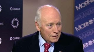 Dick Cheney: I would not discontinue enhanced interrogation