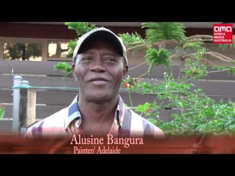AMA VIDEO- ALUSINE B. (www.africamediaaustralia.com)