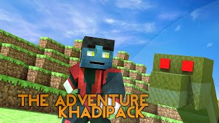 ModPack The Adventure KhadiPack - Minecraft 1.7.10