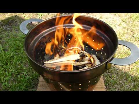 kombinierbare grill feuerschale bulyfire by funnycat tv. Black Bedroom Furniture Sets. Home Design Ideas