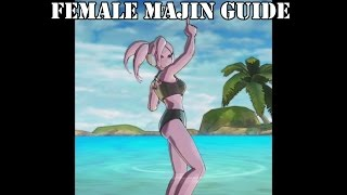 A Simple Guide About Female Majins (Builds, Strike vs Blast, Movesets) - Dragon Ball Xenoverse 2