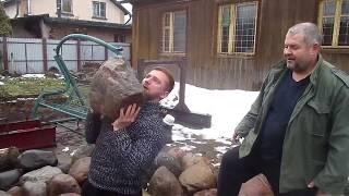 Увидеть сад камней Вадима и пренебречь дзеном...