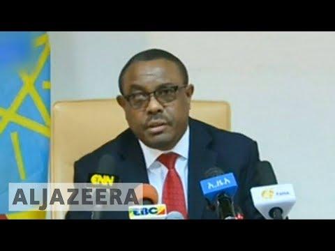 ?? Ethiopian PM Hailemariam resigns