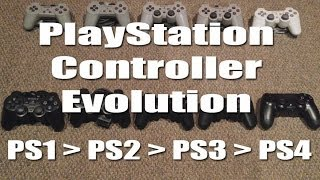 Sony PlayStation Controller Evolution Definitive Edition
