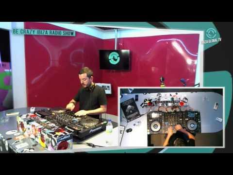 Betoko-  Be Crazy Radio show at Ibiza Global Radio
