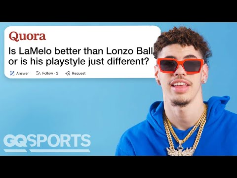 LaMelo Ball Goes Undercover on Twitter, TikTok and Instagram   GQ Sports