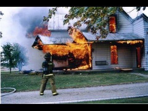 Fire Chiefs House Burns in Big Sur Blaze