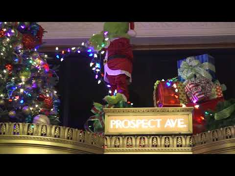 See Holidays at Higbee with 80,000 lights, decorations at JACK Cleveland Casino (video)