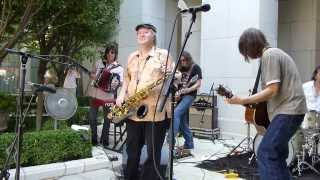 bobby keys performs a PG version of the stone