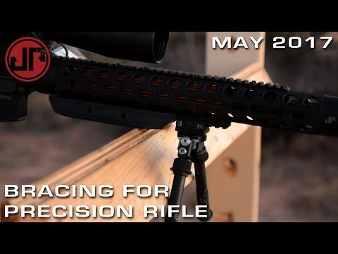 Bracing for Precision Rifle