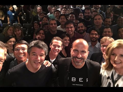 Is There Tension Between the Current Uber CEO and Founder Travis Kalanick?