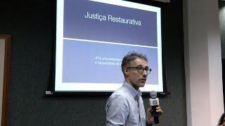 Assembleia Legislativa sedia palestra sobre Justiça Restaurativa